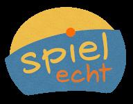 Logo spielecht Spieleverlag